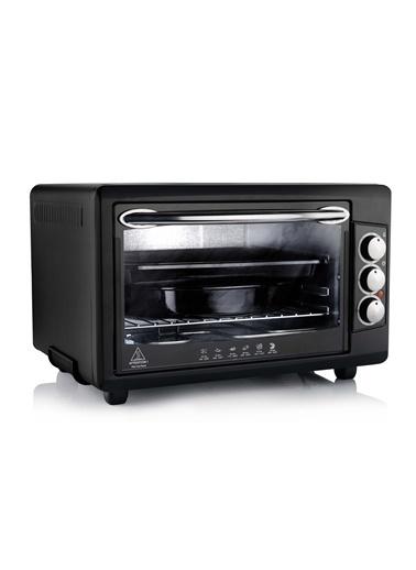 Schafer Backofen Mini Fırın - Siyah Siyah